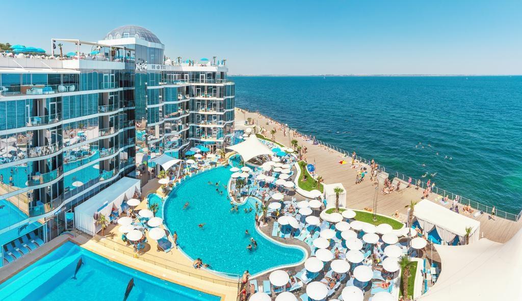 Nemo beach hotel in Odessa